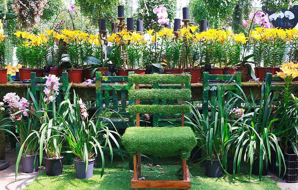 Terrassen zaun spielger te kvh bsh osb schaumburg hannover for Topfpflanzen dekorieren